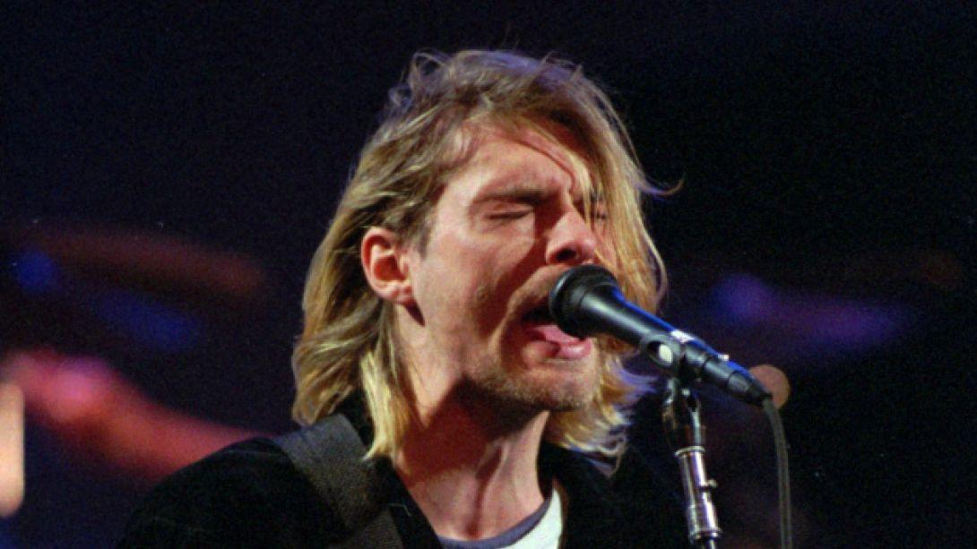 Facebook live: Tele13 Radio recuerda a Kurt Cobain a 23 años de su muerte