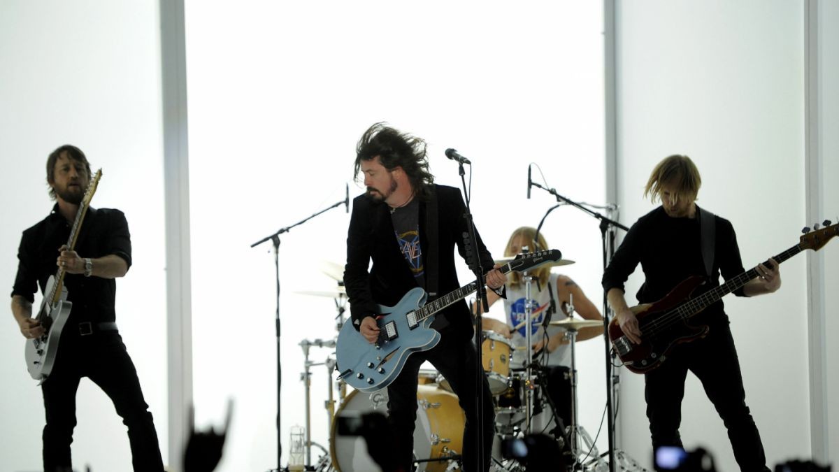 Concierto de Foo Fighters en Chile cambia de recinto