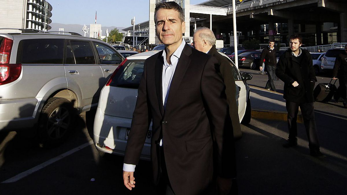 Andrés Velasco defiende a Eyzaguirre y dice que no debe ser interpelado
