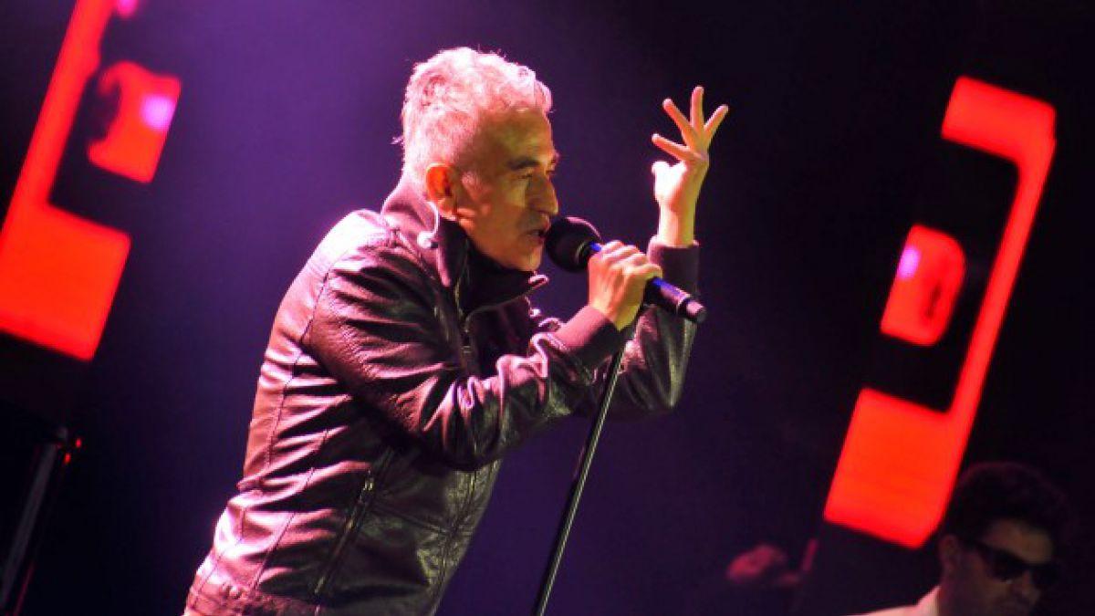 Jorge González se defiende de los dichos de Claudio Narea y anuncia nuevo disco