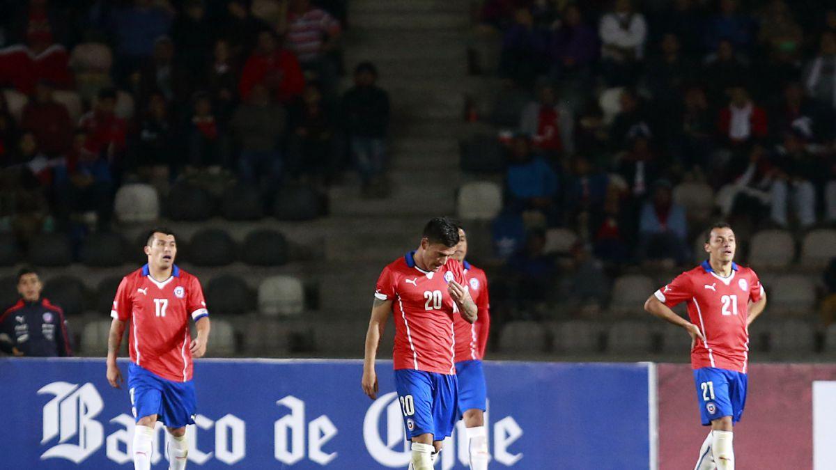 Uno a uno: un deslucido Chile empató sobre la hora ante Bolivia