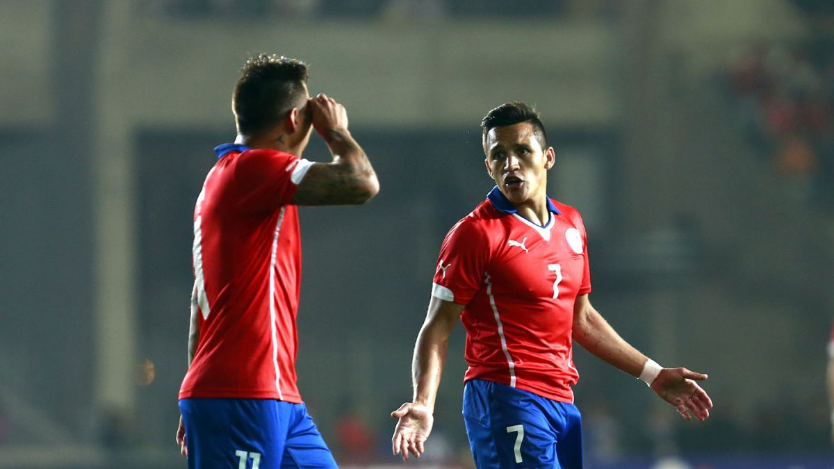 Alexis Sánchez tras empate con Bolivia: Se extraña a Valdivia, Fernández y Pizarro