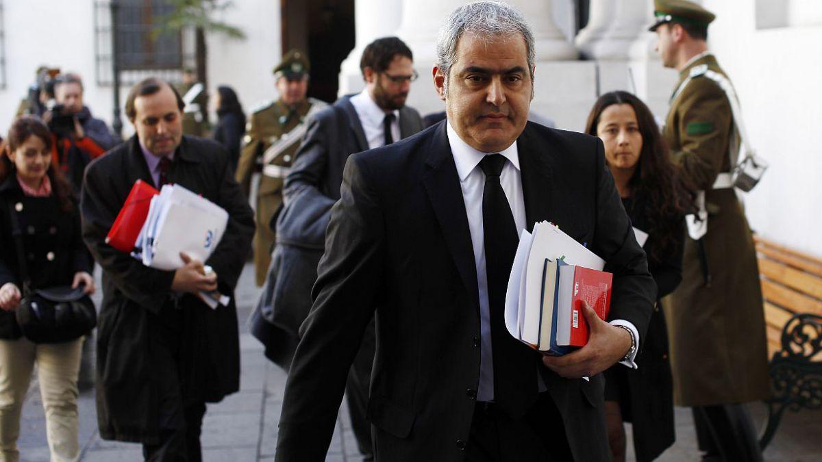 Sabas Chahuán anuncia que asumirá la investigación del caso Penta en todas sus aristas