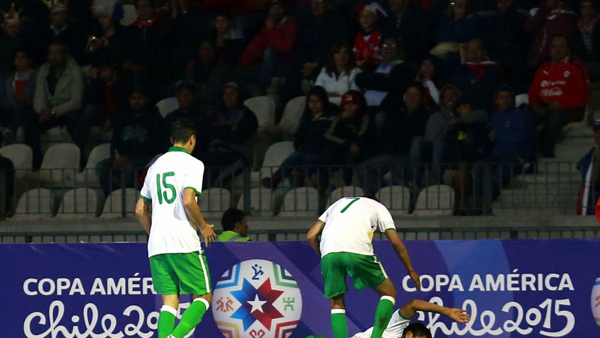 Prensa boliviana tras empate entre Chile y Bolivia: Nos robaron