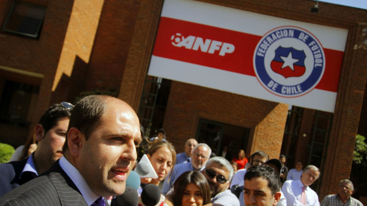 Elecciones de la ANFP serán el 3 de noviembre