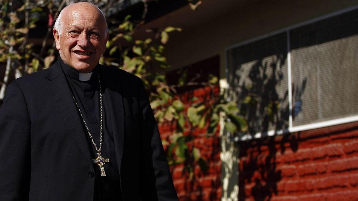 Cardenal Ezzati: De parte mía, no hay ninguna denuncia de nadie