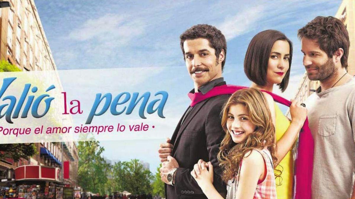 """Estos son los galanes de """"Valió la pena"""", la nueva teleserie vespertina de Canal 13"""