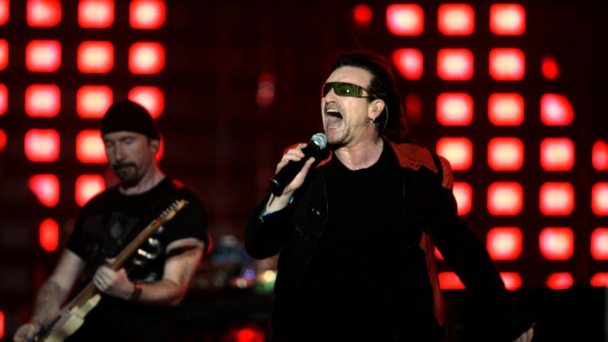 Bono deberá ser operado tras sufrir accidente en bicicleta