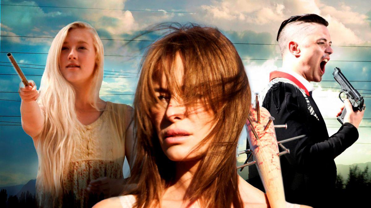 Blood Sugar Baby, el thriller de exportación en el que actúa Carolina Parsons y Peter Rock