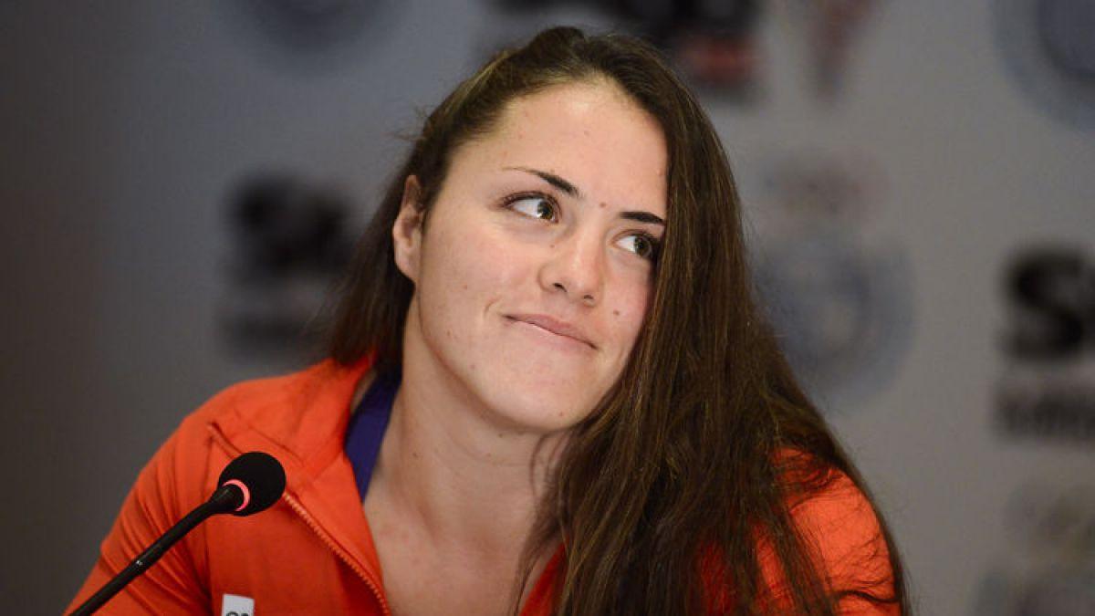 Natalia Duco tras sufrir robo de sus balas en el CAR: No es la primera vez que pasa