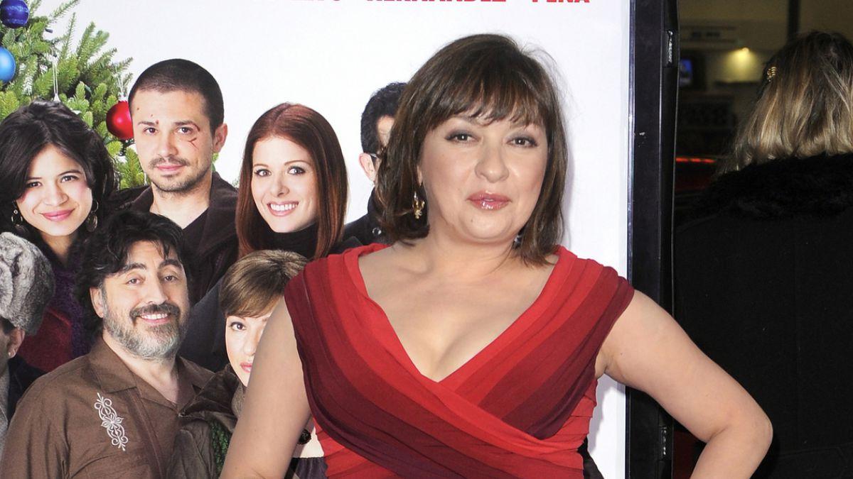 A los 55 años muere Elizabeth Peña, actriz de Modern Family