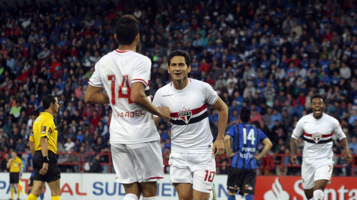 Sao Paulo acabó con el sueño de Huachipato en la Copa Sudamericana