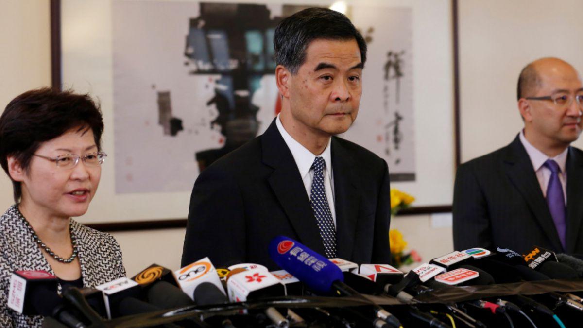 Gobierno de Hong Kong busca retomar diálogo con manifestantes