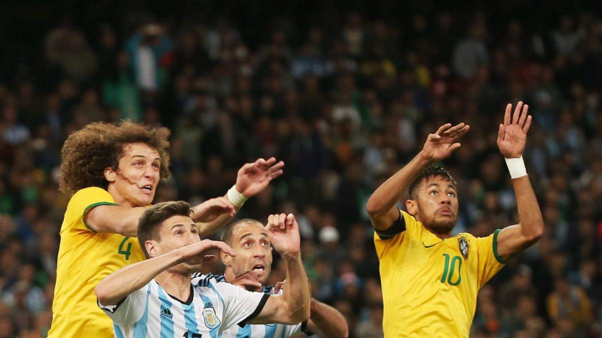 La preparación de las 10 selecciones sudamericanas para la Copa América 2015