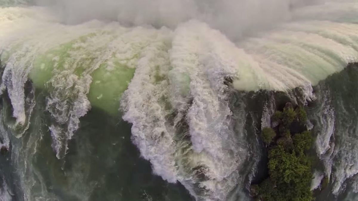 [VIDEO] Estos son los mejores videos del mundo captados por drones