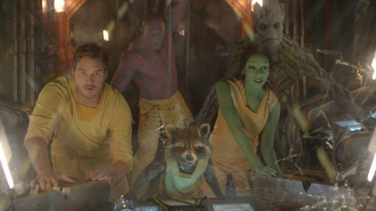 """""""Guardianes de la Galaxia"""" supera los 700 millones de dólares en el mundo"""