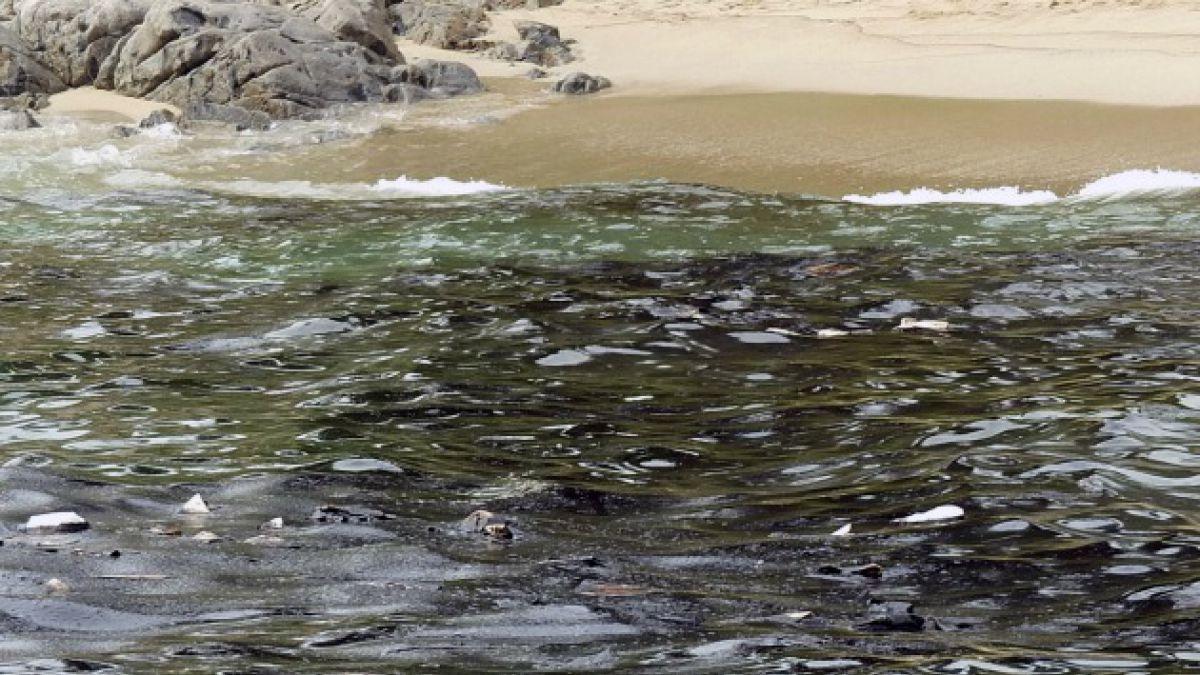 Gobierno compromete $42 mil millones tras desastre ambiental en Quintero y Puchuncaví