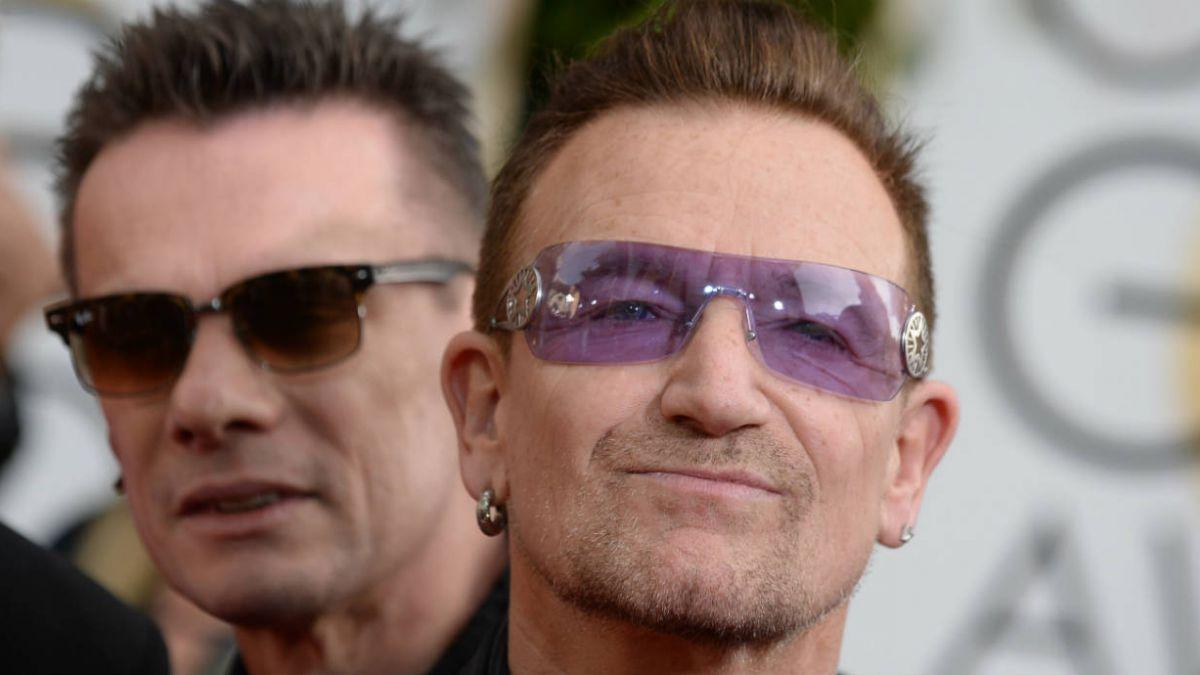 Fin a un misterio: Bono usa gafas negras porque sufre de glaucoma