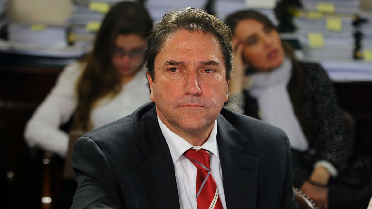 """Ministro Gómez y absolución de Martín Larraín: """"Es importante respetar los fallos"""""""