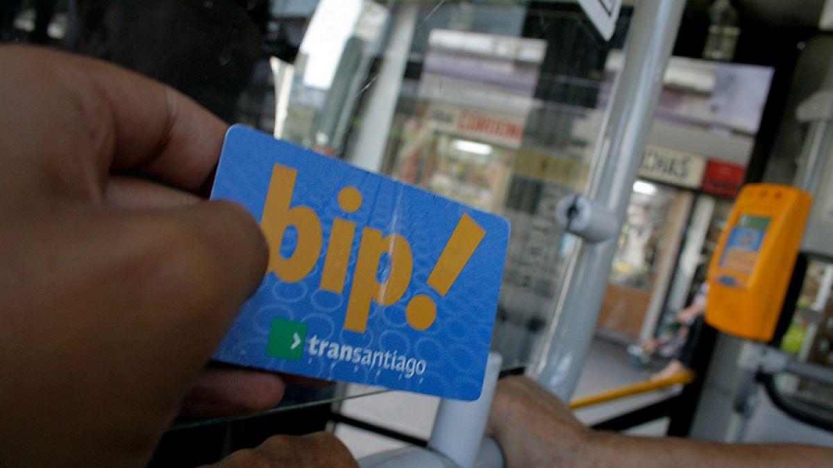 Carga de tarjetas BIP con app es intento de fraude y bloqueo tarda entre 24 y 72 horas