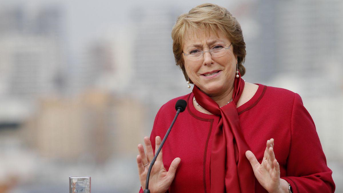"""Presidenta Bachelet: """"Chile está avanzando a buen ritmo para que seamos un país productor de energía"""