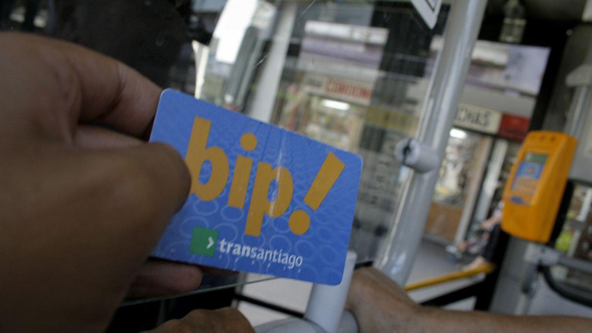 DTPM bloqueará tarjetas Bip! cargadas de forma fraudulenta