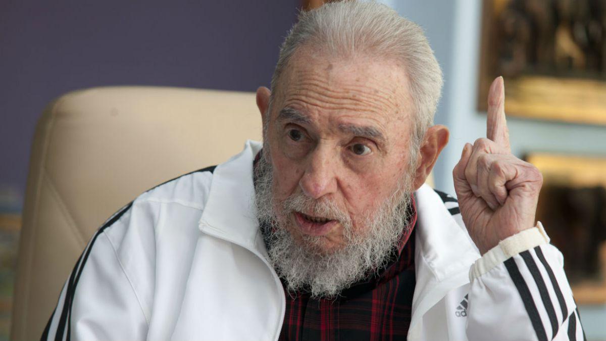 Fidel Castro: No confío en la política de E.E.U.U. pero no rechazo la solución pacífica
