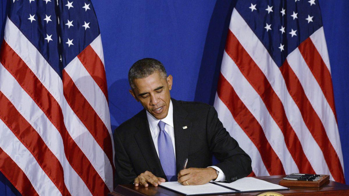 Obama nombra a zar contra la lucha del ébola en EE.UU.