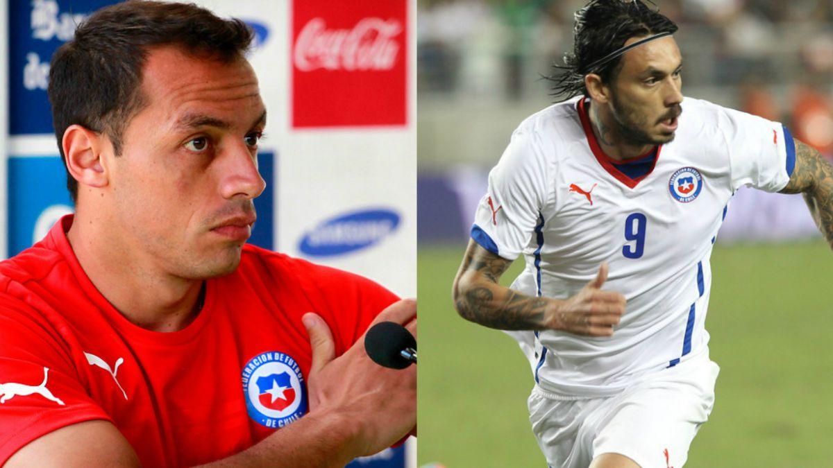 Díaz y Pinilla lanzan duras críticas al árbitro del Superclásico a través de Twitter