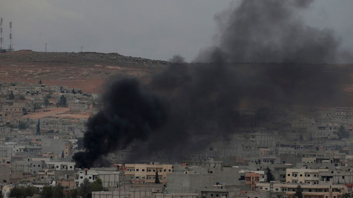 """Kurdos destacan que envío de armas de EE.UU. a Kobane serán de """"gran ayuda"""""""