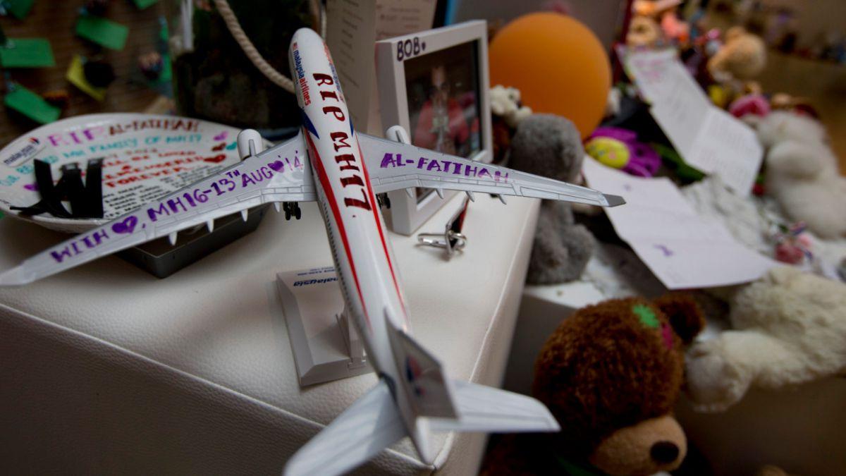 Informe alemán revela que avión MH17 fue derribado por rebeldes prorrusos