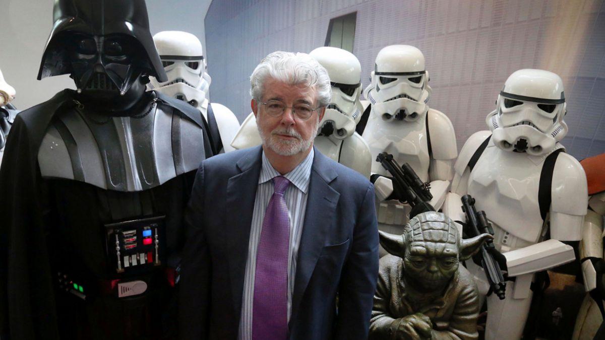 """George Lucas arremete contra estudios de Hollywood: """"No tienen ningún talento"""""""