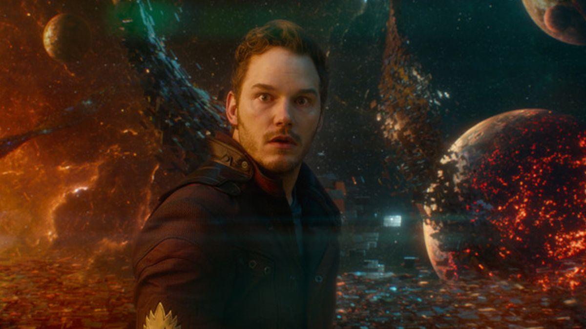 """""""Guardianes de la Galaxia"""" ya es la tercera película más taquillera de Marvel en la historia"""