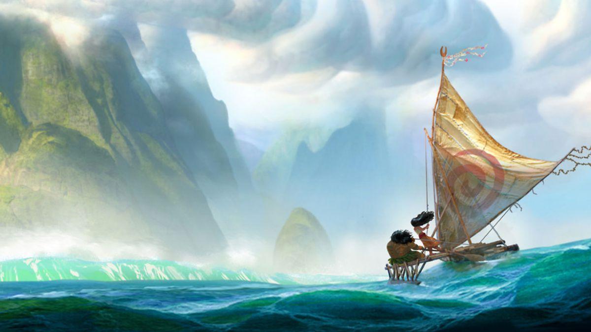 """Disney estrenará en 2016 """"Moana"""", la película de su primera princesa polinésica"""