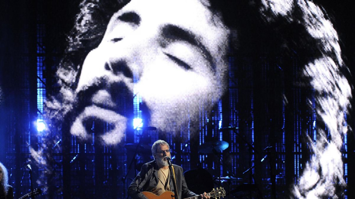 Cat Stevens adelanta su primer disco en cinco años vía streaming