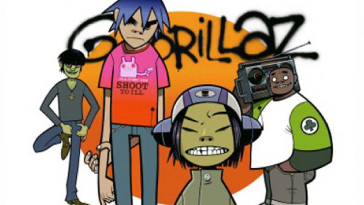 Damon Albarn señala que nuevo disco de Gorillaz podría salir en 2016