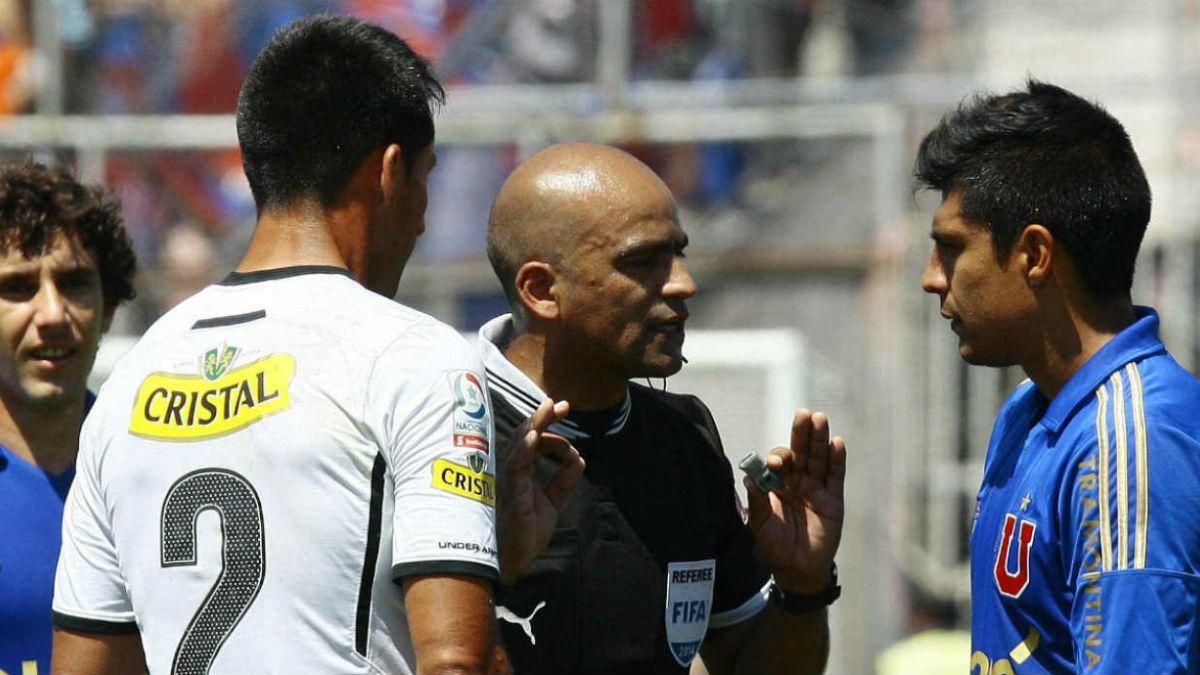 Osorio y su balance del Superclásico: Quedé conforme con mi desempeño