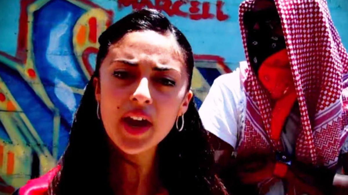 8 cosas que debes saber de Shadia Mansour, la primera mujer del hip hop árabe
