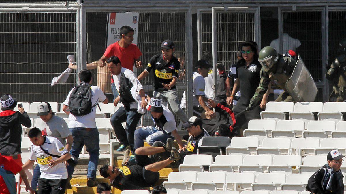 Colo Colo responde: Las amenazas no ayudan a hacer los estadios más seguros