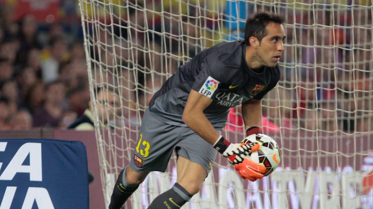 En España anticipan que Bravo tendrá una misión complicadísima ante Real Madrid
