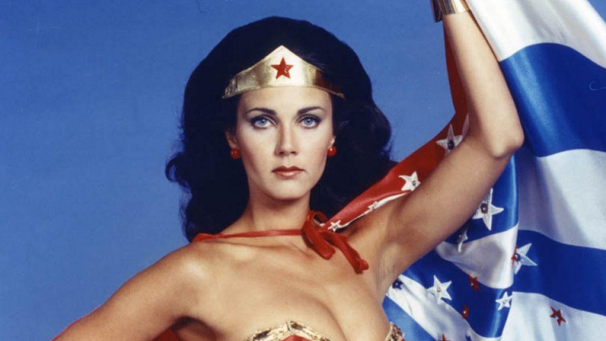 Así debería ser la primera película de la Mujer Maravilla, según Lynda Carter