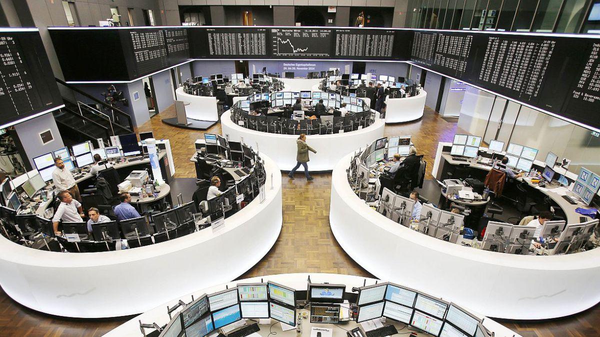 Principales bolsas europeas abren con pérdidas