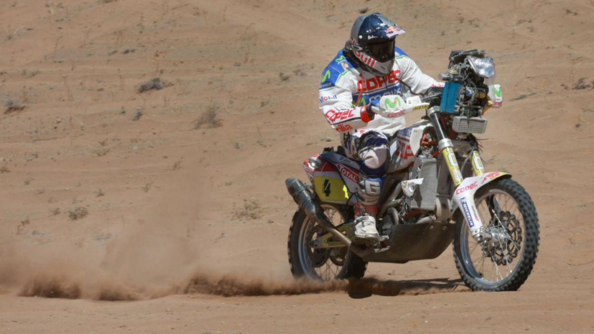 Francisco Chaleco López anuncia su retiro del motociclismo