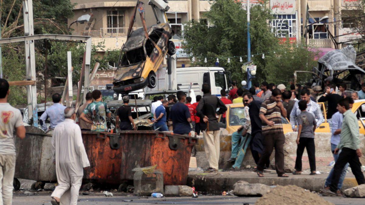Irak: Enfrentamientos dejan al menos 27 fallecidos del ISIS