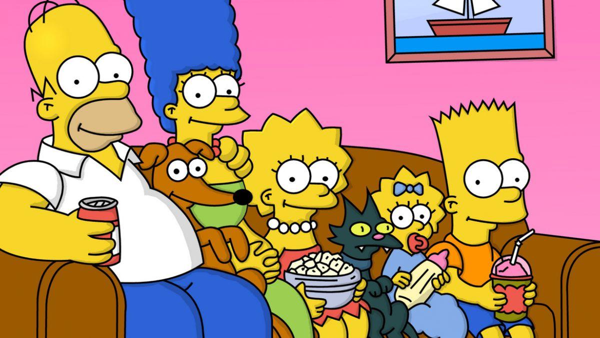 """""""Los Simpson"""" tendrá una gran maratón en Estados Unidos"""