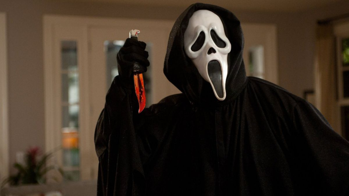 "Serie basada en la saga ""Scream"" no incluirá a Ghostface"