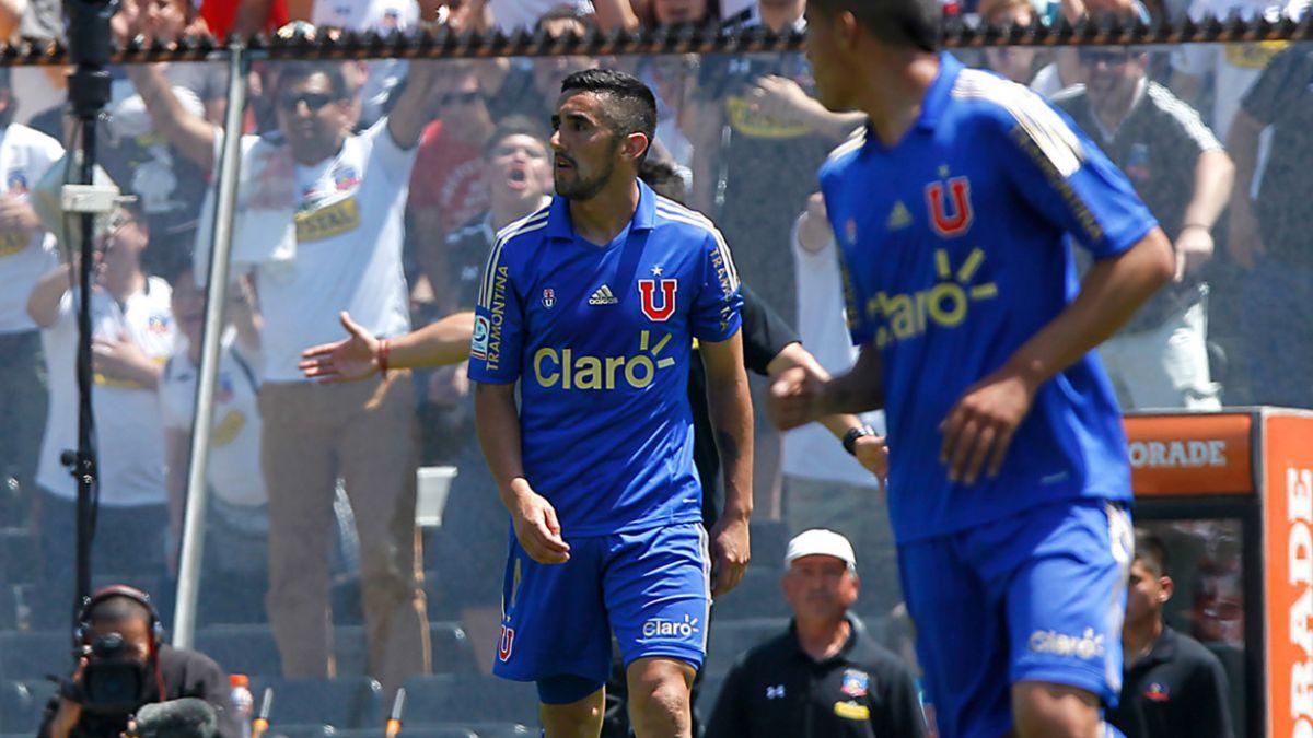 José Rojas y Osvaldo González reciben una fecha de sanción por expulsión en el superclásico