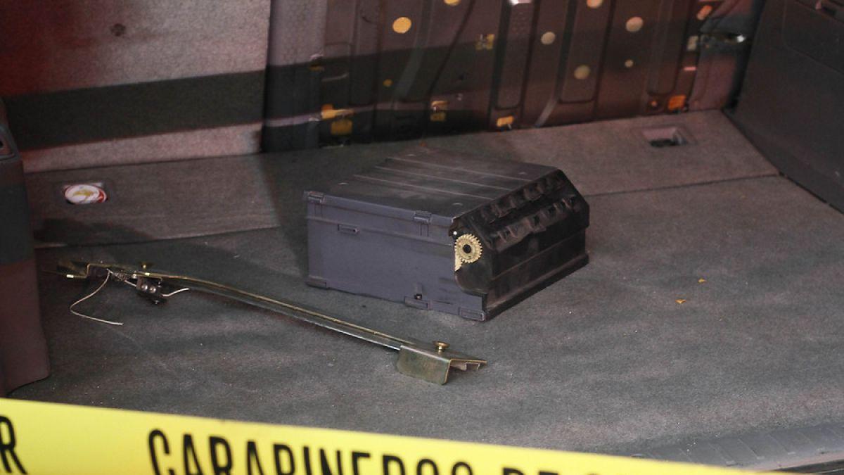 Fiscalía: Incremento en robos con sorpresa y a cajeros automáticos marcan denuncias en 2014