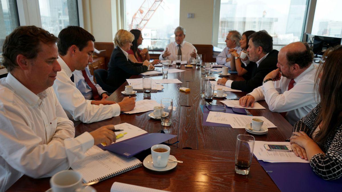 Fundación de ex Presidente Piñera critica plan de Bachelet en seguridad pública