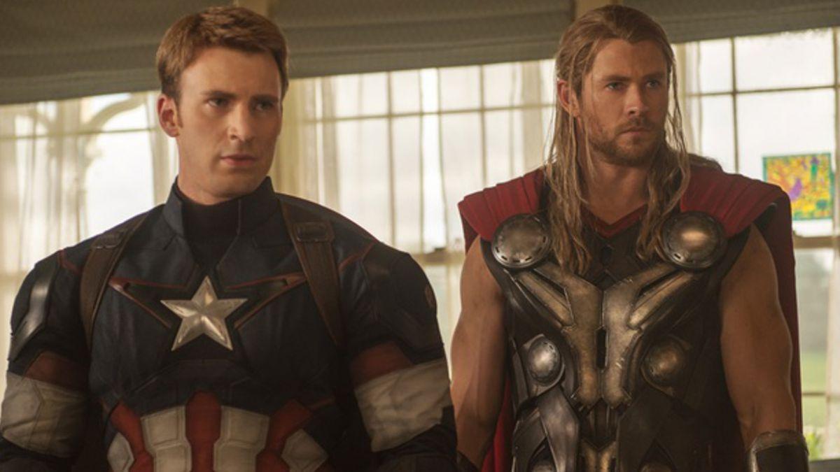 """Revelan nuevas imágenes de """"Los Vengadores: La era de Ultrón"""""""
